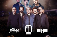 Jota Quest + Jetlag + EME
