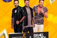 DIEGO e ARNALDO + ISRAEL NOVAES