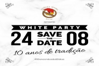 10 ANOS REPÚBLICA AROEIRA – WHITE PARTY