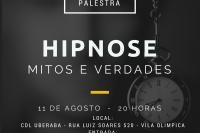Palestra: Mitos e Verdades sobre a Hipnose