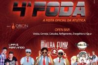 4ª F.O.D.A - FESTA OFICIAL DA ATLÉTICA