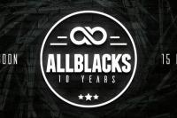 All Blacks - Open Bar