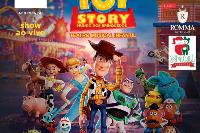 Teatro Musical Infantil: Toy Story ao vivo