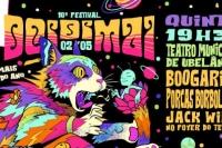 10º Festival DoideMai - O dia mais doido do ano!
