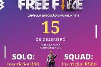 I torneio de FREE FIRE