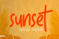 SUNSET NEW YEAR