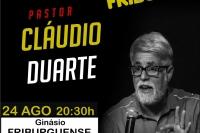 CLAUDIO DUARTE EM FRIBURGO 2019