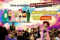 (SPPC 20/08) Amigo Estou Aqui, o incrível Mundo de Toy Story
