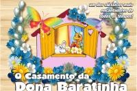 (25/05) O Casamento da Dona Baratinha!!