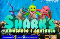 (21/11) SHARK'S, BRINCANDO E CANTANDO