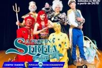 (14/11) A PEQUENA SEREIA, O MUSICAL