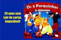 (C4F 16/09) Os 3 porquinhos, o clássico!