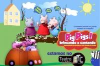 (SPPC 12/11) Pig Pig's Brincando e Cantando