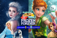 (07/02) Comidinhas  + Teatro: Frozen Forever