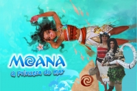 (16/03) Moana, a Princesa do Mar