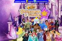 (31/10) Café da Manhã  + Teatro: Princesas e seus Contos 2