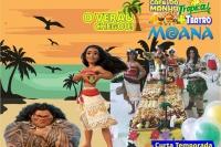 (27/01) Café da Manhã Tropical + Teatro: Moana