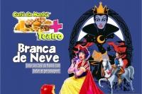 (08/03) Café da Manhã + Teatro: Branca de Neve