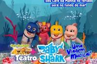 (ESP FERIADO 09/07)CAFÉ DA MANHÃ + TEATRO: BABY DOO DOO DOO