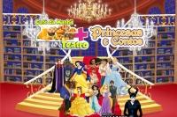 (30/11)Café da Manhã + Teatro: Princesas e Contos