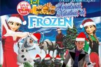 (01/12) Café da Manhã  + Aventuras Natalinas de Frozen