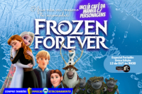 (ESP FERIADO 12/10) Café da Manhã  + Teatro: Frozen Forever (Edição Feriado)