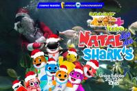 (20/12) Café da Manhã Especial  + Teatro: Natal Doo Doo Shark's