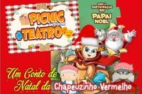 (ESP FERIADO 20/11)PICNIC + TEATRO: Um Conto de Natal da Chapeuzinho Vermelho