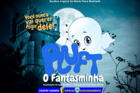 (16/10) Pluft, O Fantasminha!