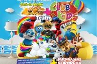 (21/07) Café da Manhã + Club Kids