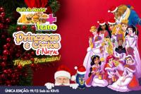 (19/12)Café da Manhã  + Teatro: Princesas e Contos...É Natal!