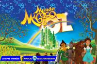 (31/10) Mundo Mágico de Oz