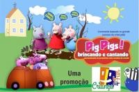 (C4F 23/09) Pig Pig's Brincando e Cantando