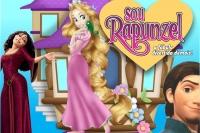 (28/09) Sou Rapunzel