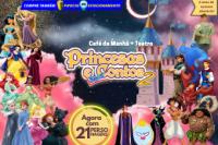 (12/09) Café da Manhã  + Teatro: Princesas e seus Contos 2