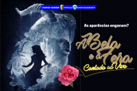 (27/03) A Bela e a Fera, O Musical!!