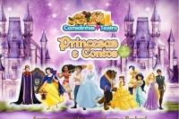 (29/09) Comidinhas + Teatro: Princesas e Contos
