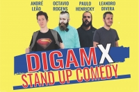 (17/11) Digam X - Stand up Comedy