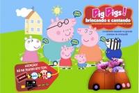 (ESP FERIADO) Pig Pig's Brincando e Cantando
