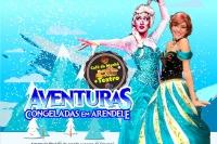 (ESP FERIADO 01/05) Café da Manhã  + Teatro: Aventuras Congeladas em Arendele