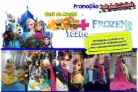 (SPPC 01/10) Café da Manhã + Frozen2 no Teatro