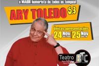 (ESGOTADO) ARY TOLEDO 5.3