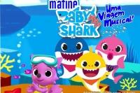 (15/06) MATINÊ BABY DOO DOO SHARK!
