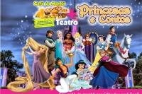 (18/08) Café da Manhã + Princesas e   Contos