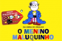(13/10) O Menino Maluquinho
