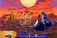 (ESP FERIADO 12/10) Aladdin Cantando Ao Vivo