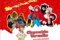 (ESP FERIADO 20/11) Picnic Indoor + Teatro: Chapeuzinho Vermelho e o Conto de Natal
