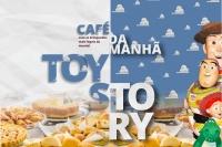 (17/03) Café da Manhã + Teatro: Amigo Estou Aqui, o incrível Mundo de Toy Story