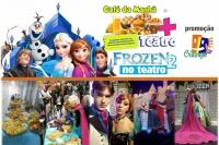 (C4F 27/08) Café da Manhã + Frozen2 no Teatro!