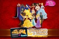 (08/09) Comidinhas + Teatro: Princesas e Contos